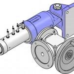 Технические решения для электроприводов с минимальной скоростью линейного перемещения