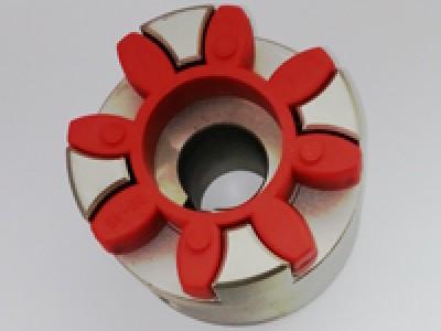 Муфта с никелевым покрытием