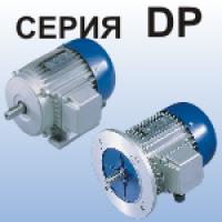 Асинхронные трехфазные многоскоростные электродвигатели