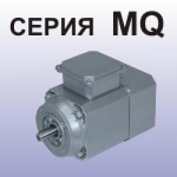 Трехфазные электродвигатели с квадратным кожухом