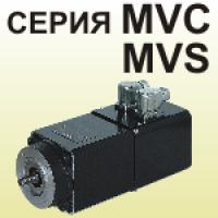 Электродвигатели с встроенными энкодерами