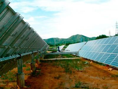 Привод для солнечных батарей